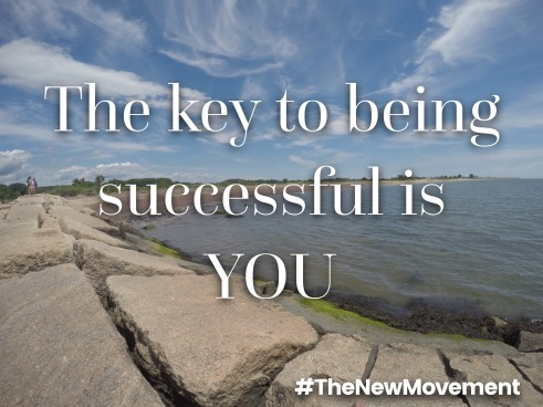 Key to Success is You